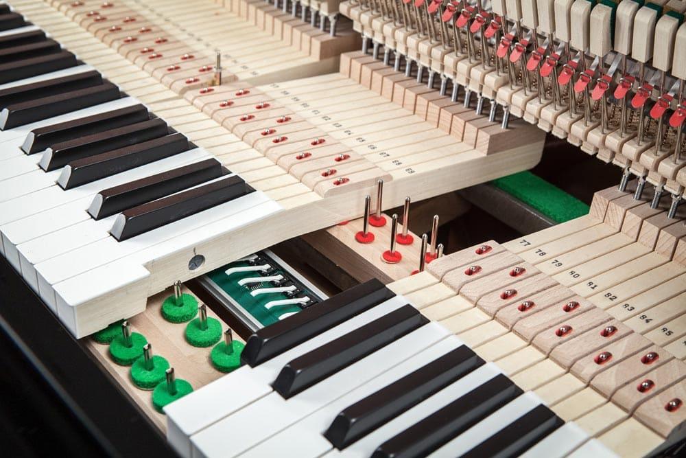 Klavierwerkstatt für Reparaturen & Stimmung in der Schweiz - Klaviertechnik Tobehn